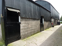 Stables available
